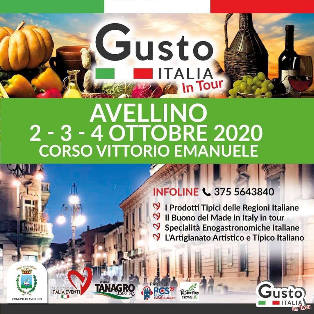 GUSTO ITALIA 2/4 OTTOBRE 2020