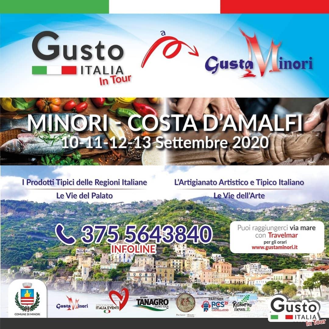 GUSTO ITALIA 10/13 SETTEMBRE 2020